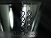 Niobium Simple Earrings